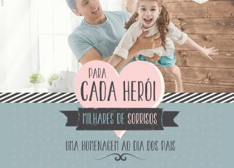 Homenagem ao Dia do Pais